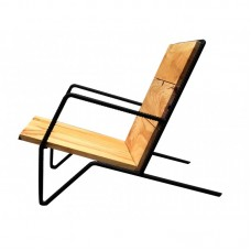 Blacksmith Furniture with Wood