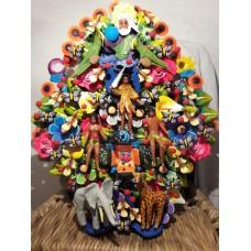 Trees of life handcraft