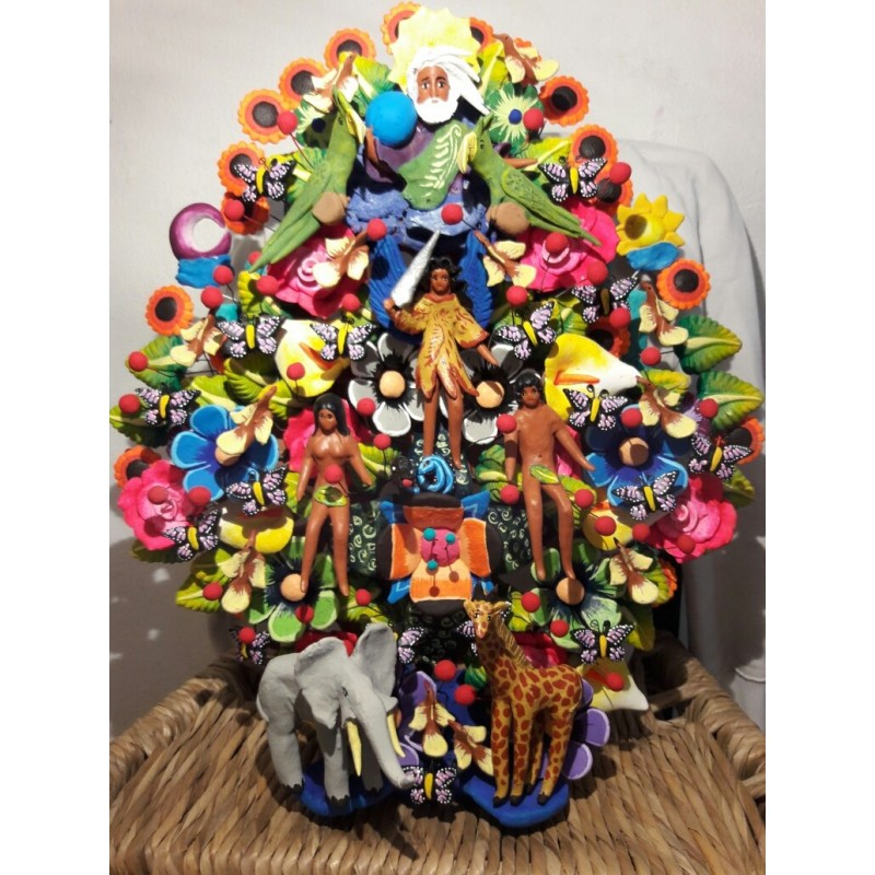 Trees of life handcraft