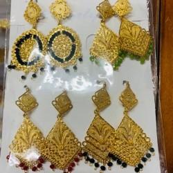 Filigree Earrings Valdihueso