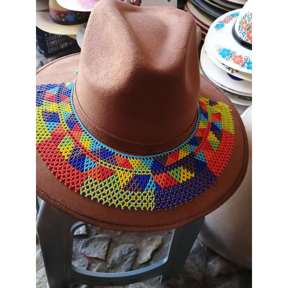 Chaquira necklaces