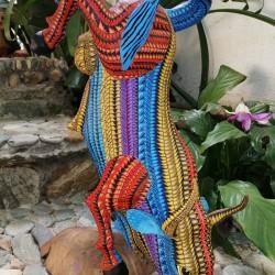 Alebrije statue