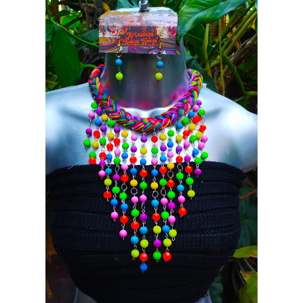 Handmade necklaces Kokys Colection 4
