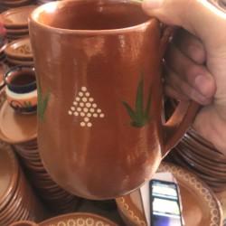 Clay Jar 500 ml