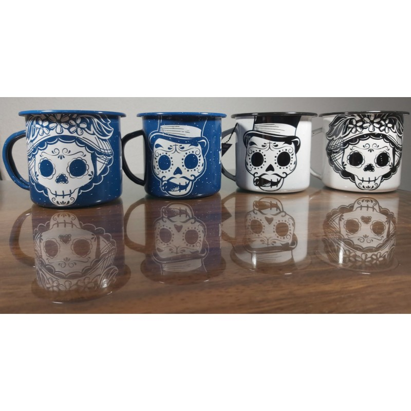 Hand-painted Cups