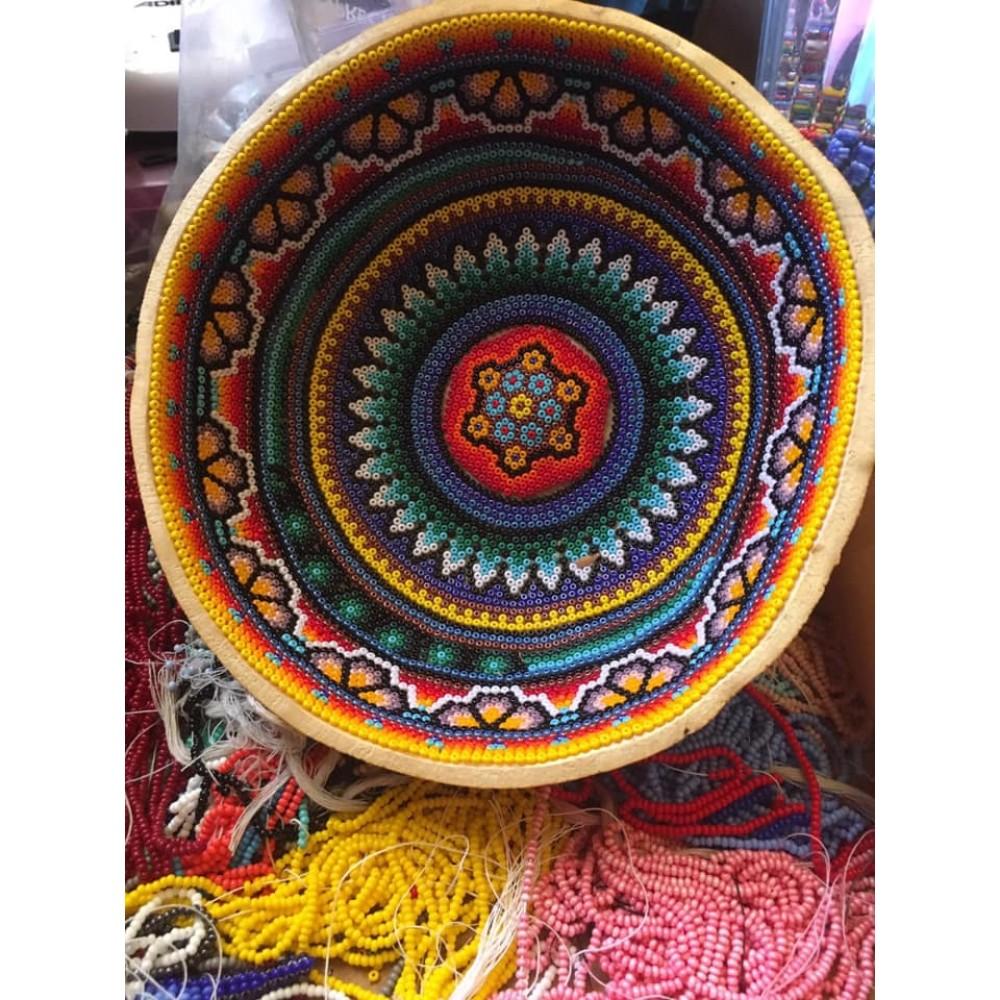 Huichol Puwa crafts