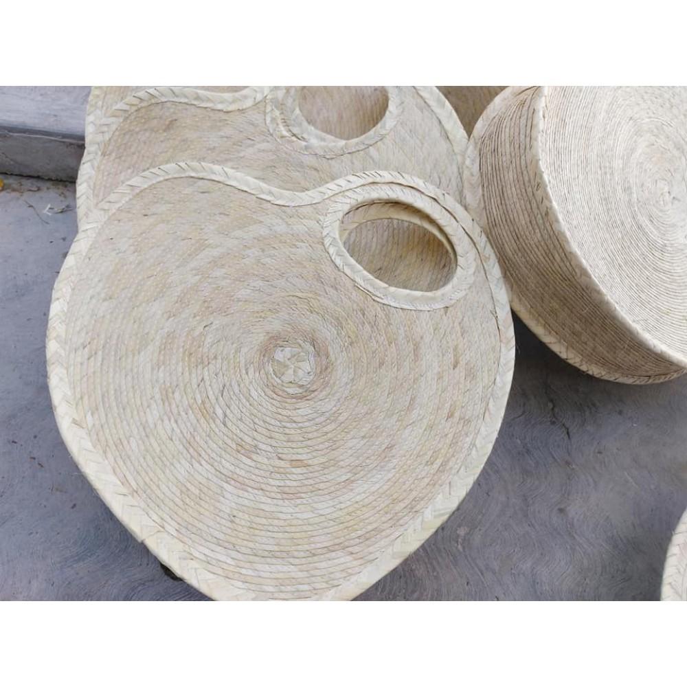 Handmade palm bags Erizz Rogus