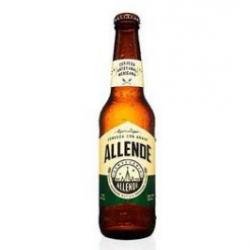 Allende Agave Lager beer