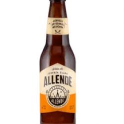 Allende Golden Ale beer