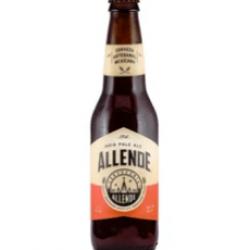 Allende IPA beer