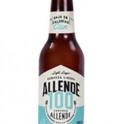 Allende 100 beer