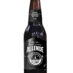 Allende Baltic Porter beer