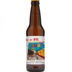 Baja Ay Ay IPA beer