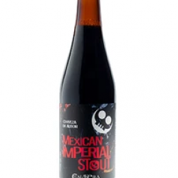 Calavera Mexican Imperial Stout beer
