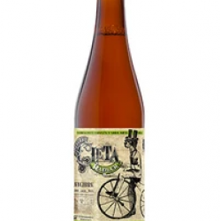 Calavera Cleta Jengibre beer