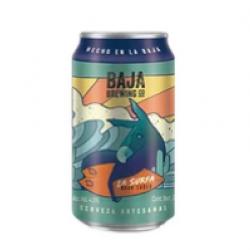 Baja La Surfa can beer