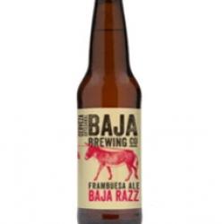 Baja Razz beer
