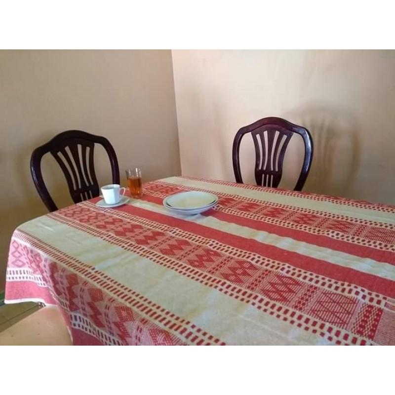 Handmade tablecloths
