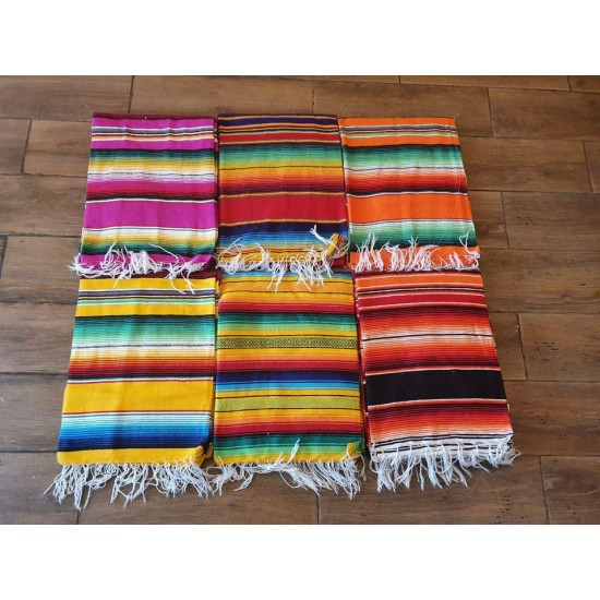 Mexican typical sarape