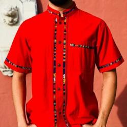 Men shirt Chiapas Style