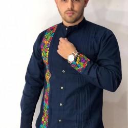 Decorative Chiapas style shirt