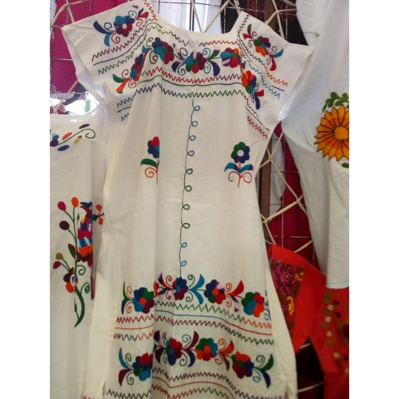 Hand embroidered blouses