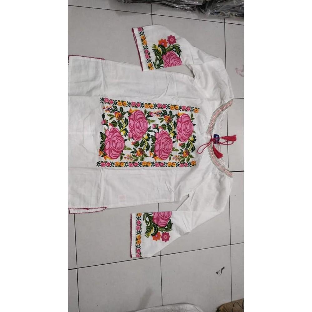Cross stich blouses Lupita Morales