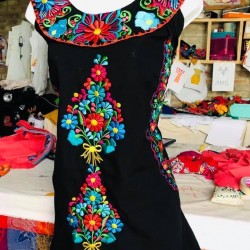 3/4 Mexican Dress