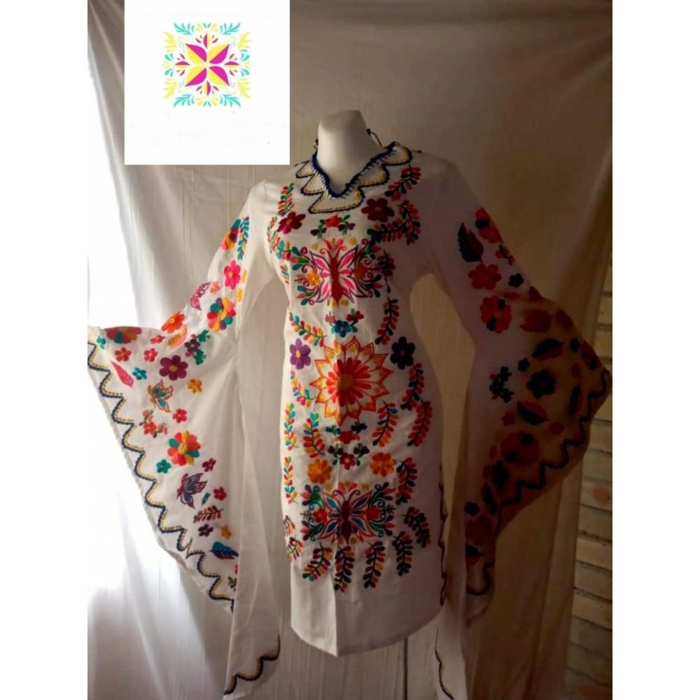 Butterfly Kimono Dress