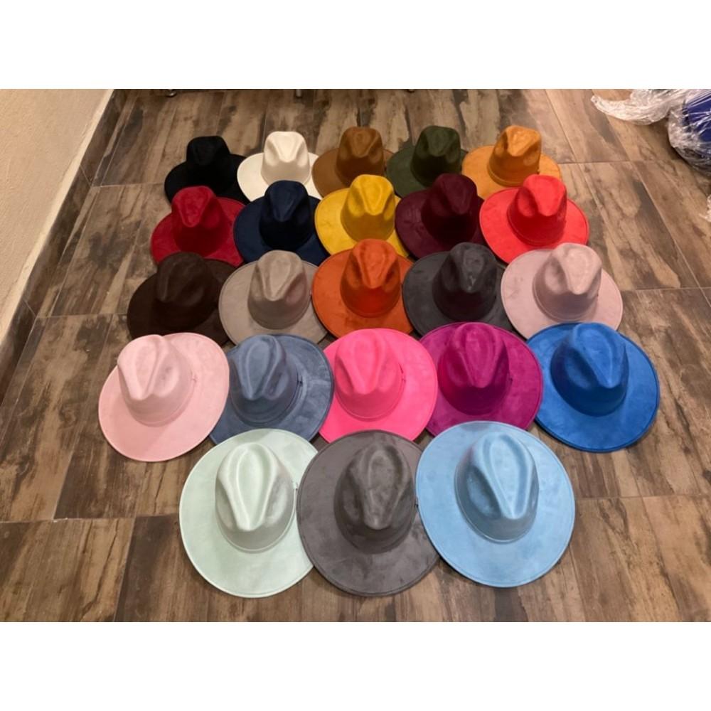 Explorer Suede hat
