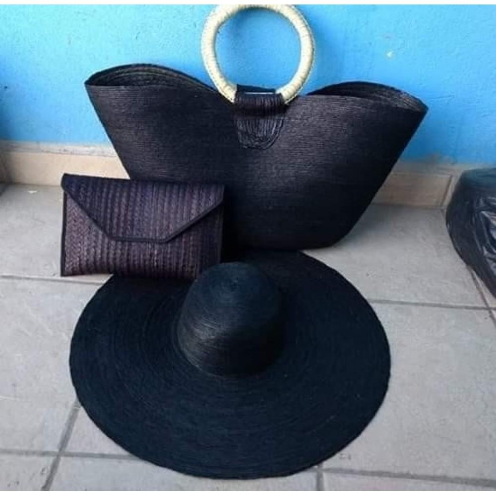 Haba Salazar Palm Hats