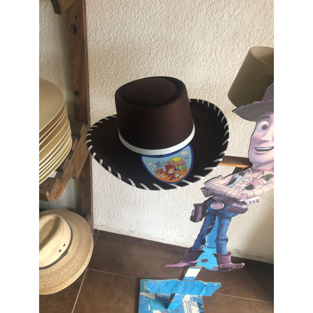 """Hat for kids """"Woody´s hat"""""""