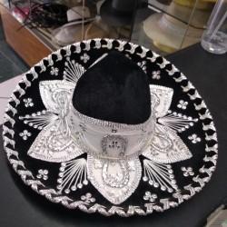 Charro Flower Hat