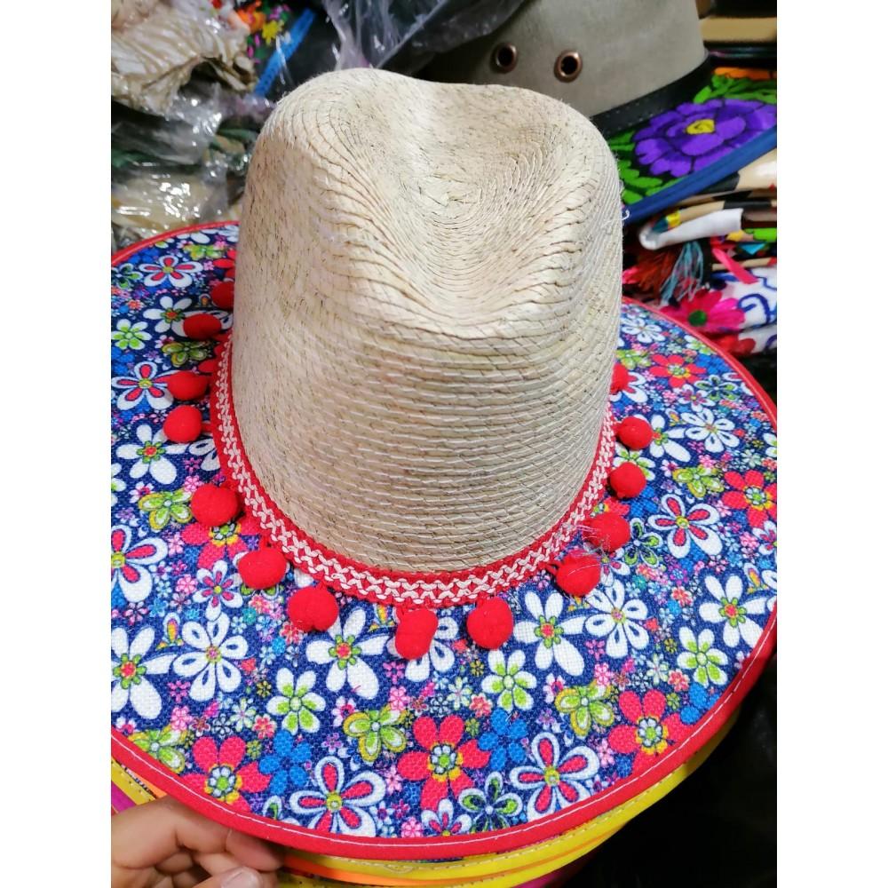 Decorative palm hats