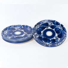Talavera Plates (Set of 6)
