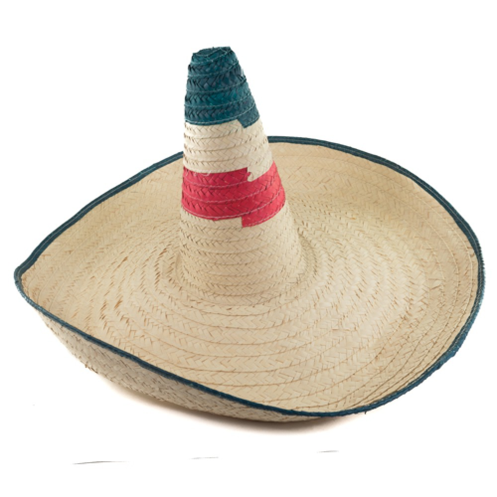 Mexican typical palm hat