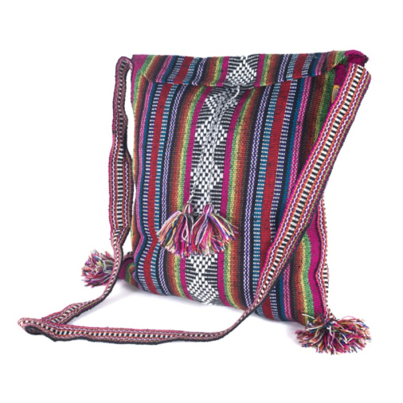 Mexican Morral Purple/pink