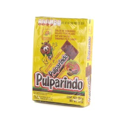 Pulparindo Classic box 32 pack of 20 pieces eah