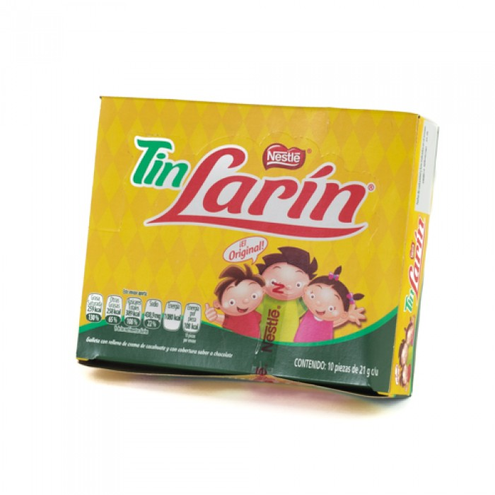 Tin Larin Chocolate