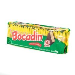 Bocadin Chocalte box 12 packs of 50 pieces each