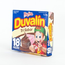 Duvalin Three Flavors (Candy Set of 18)