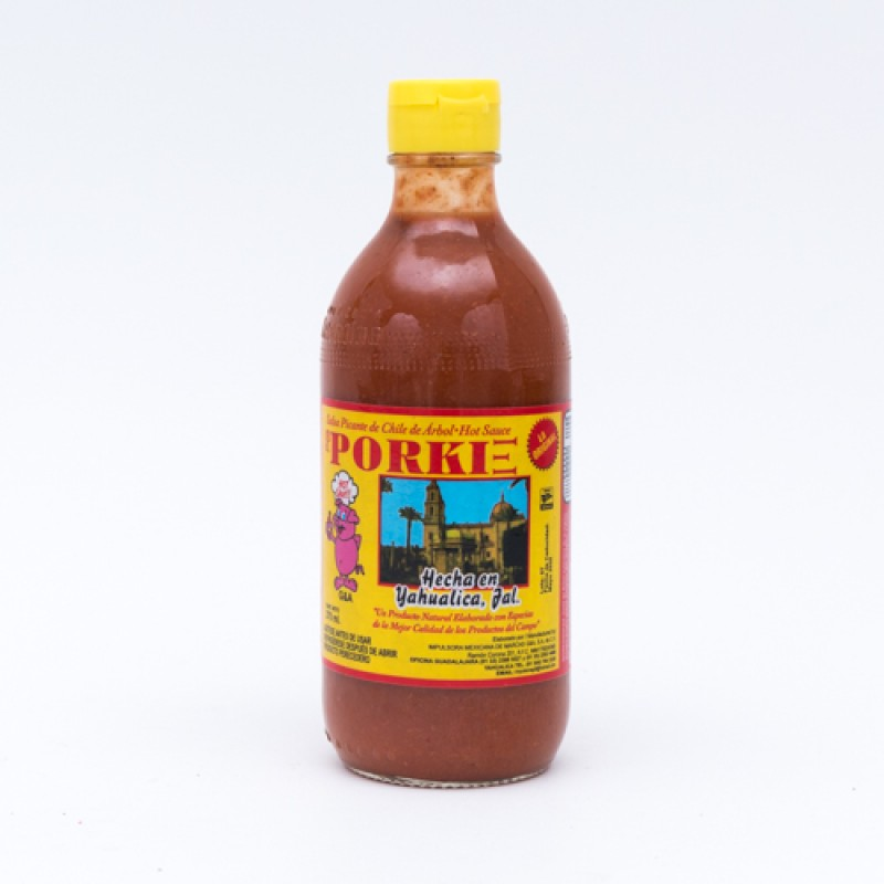 Mexican Hot Sauce Porky´s