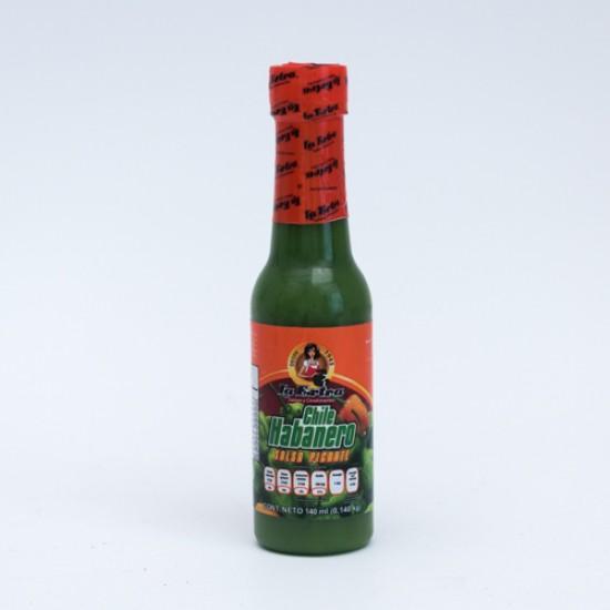 La Extra Green Habanero Sauce