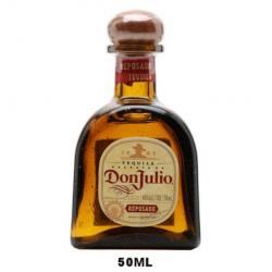 Tequila Don Julio Reposado MINI box 60 pieces