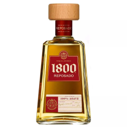 Tequila 1800 Reposado box 6 pieces