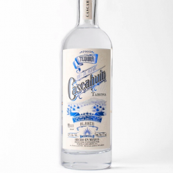 Tequila Cascahuin Blanco box 12 pieces