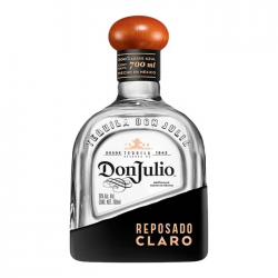 Tequila Don Julio Reposado Claro box 12 pieces