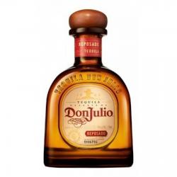 Tequila Don Julio Reposado box with 12 pieces