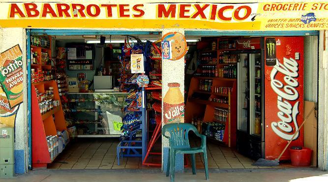 Abarrotes Mexico